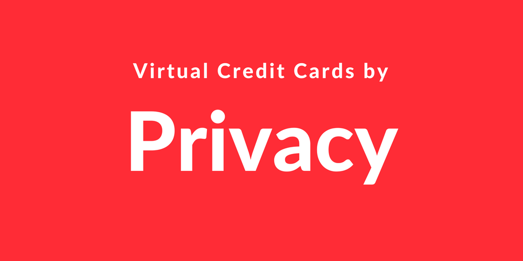 Pay with Privacy.com