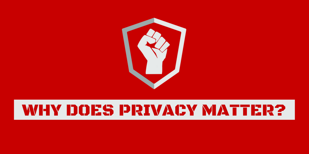 Why does privacy even matter?